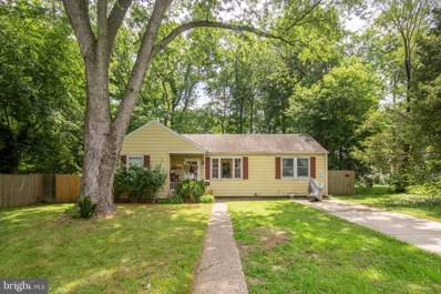 124 Edison Road, Cherry Hill, NJ 08034 - MLS#: NJCD396398