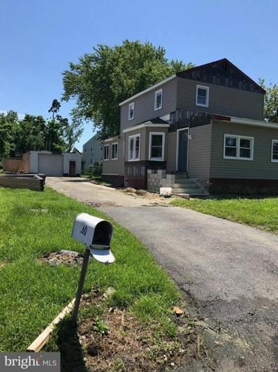 260 Cedar Avenue, Blackwood, NJ 08012 - MLS#: NJCD397236