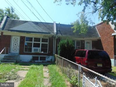 1207 Macarthur Drive, Camden, NJ 08104 - #: NJCD399312