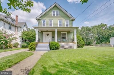 315 Cattell Avenue, Oaklyn, NJ 08107 - MLS#: NJCD399716