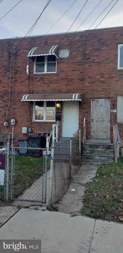 911 N 22ND Street, Camden, NJ 08105 - #: NJCD400930