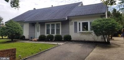 19 Eisenhower Lane, Sicklerville, NJ 08081 - #: NJCD401002