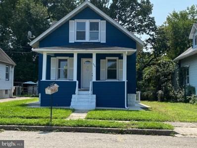 463 Cove Road, Pennsauken, NJ 08110 - MLS#: NJCD401136