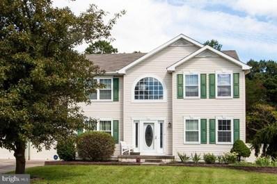 62 Monticello Drive, Sicklerville, NJ 08081 - #: NJCD401536