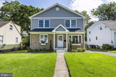4 Breslin Avenue, Haddonfield, NJ 08033 - #: NJCD401920