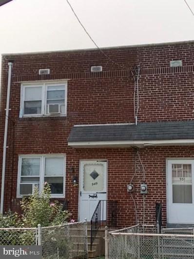 949 N 35TH Street, Camden, NJ 08105 - #: NJCD402754