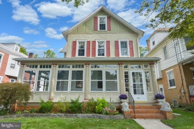 619 Stokes Avenue, Collingswood, NJ 08108 - MLS#: NJCD402792