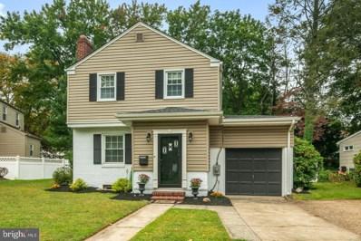 705 W Crystal Lake Avenue, Haddonfield, NJ 08033 - #: NJCD403502