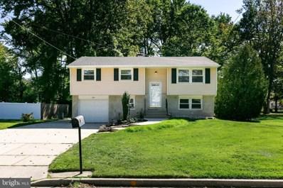 637 Woodland Avenue, Cherry Hill, NJ 08002 - MLS#: NJCD404220