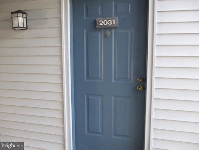 2031 Lucas Lane, Voorhees, NJ 08043 - MLS#: NJCD404992