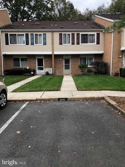 1071 Pendleton Court, Voorhees, NJ 08043 - MLS#: NJCD405066