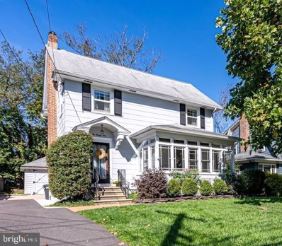 229 Hopkins Avenue, Haddonfield, NJ 08033 - #: NJCD405178