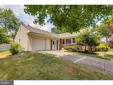 423 Narragansett Drive, Cherry Hill, NJ 08002 - MLS#: NJCD405196