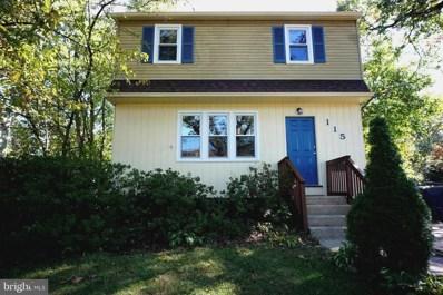 115 Mansion Avenue, Voorhees, NJ 08043 - #: NJCD405404