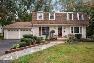 518 Guyer Drive, Haddon Heights, NJ 08035 - #: NJCD405852