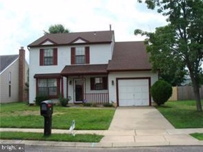 41 Country Hollow Circle, Sicklerville, NJ 08081 - #: NJCD406932