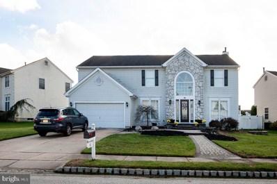 16 Graypebble Circle, Sicklerville, NJ 08081 - #: NJCD407012