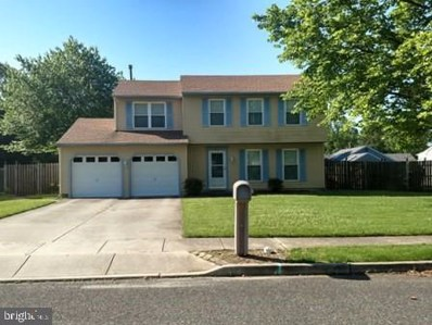 14 Lake Placid Drive, Sicklerville, NJ 08081 - #: NJCD408452