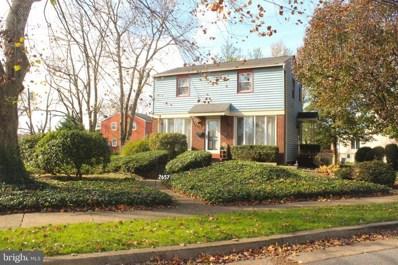 2657 Manall Avenue, Pennsauken, NJ 08109 - #: NJCD408704