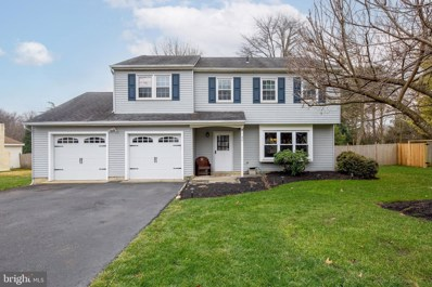 37 Brantley Way, Sicklerville, NJ 08081 - #: NJCD411396