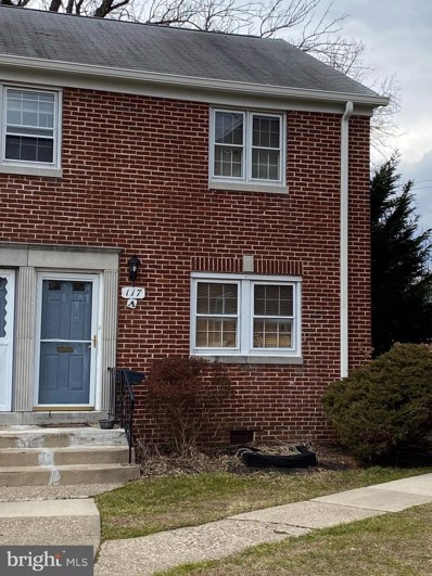 117-A  Cherry Parke, Cherry Hill, NJ 08002 - #: NJCD411660