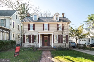 34 Warwick Road, Haddonfield, NJ 08033 - #: NJCD412686