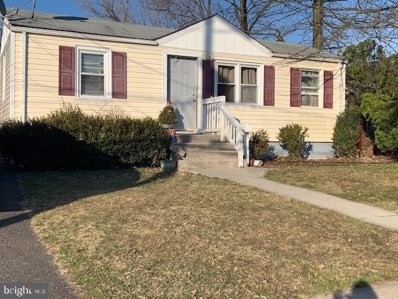 320 Baird Avenue, Mount Ephraim, NJ 08059 - MLS#: NJCD413524