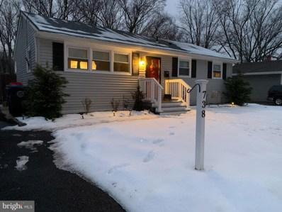 738 Bentley Road, Lindenwold, NJ 08021 - #: NJCD413848