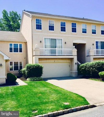 7 Buckingham Place, Cherry Hill, NJ 08003 - #: NJCD414056
