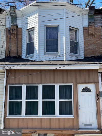 43 N 22ND Street, Camden, NJ 08105 - #: NJCD414998