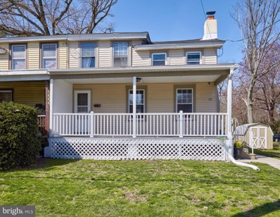 22 Alexander Avenue, Merchantville, NJ 08109 - #: NJCD415890