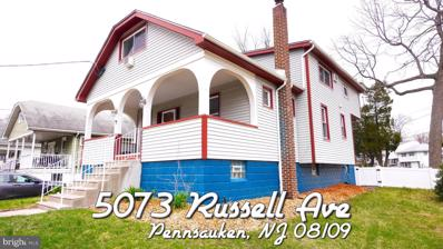 5073 Russell Avenue, Pennsauken, NJ 08109 - #: NJCD416558