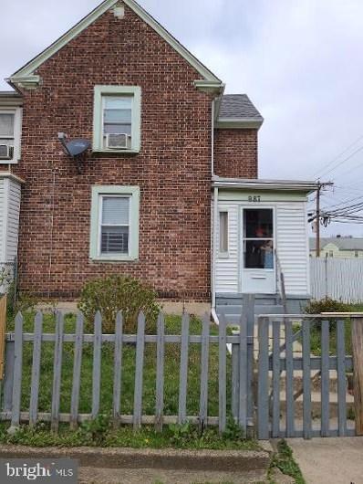 987 Trent Road, Camden, NJ 08104 - #: NJCD416612