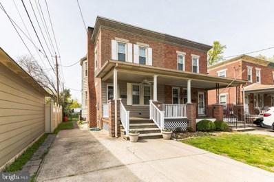 615 Garden Street, Haddon Heights, NJ 08035 - #: NJCD417024