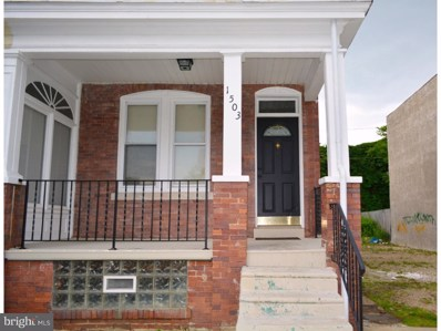 1503 Princess Avenue, Camden, NJ 08103 - #: NJCD417052