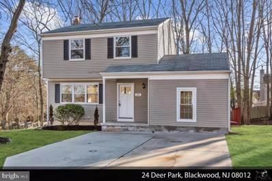 24 Deer Park Circle, Blackwood, NJ 08012 - #: NJCD417194