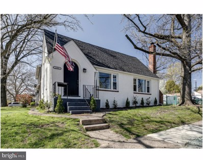 1601 Oak Avenue, Haddon Heights, NJ 08035 - MLS#: NJCD417962