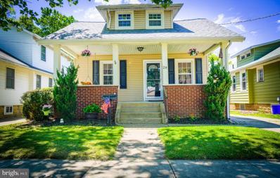 24 Eden Avenue, Oaklyn, NJ 08107 - MLS#: NJCD419932