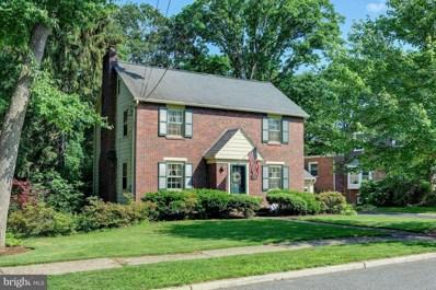 533 Woodland Avenue, Haddonfield, NJ 08033 - #: NJCD421926