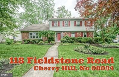118 Fieldstone Road, Cherry Hill, NJ 08034 - #: NJCD422298