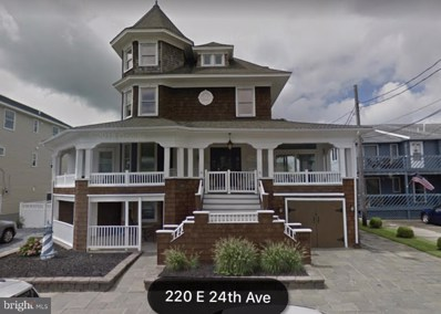 220 E 24TH Ave, North Wildwood, NJ 08260 - #: NJCM103366