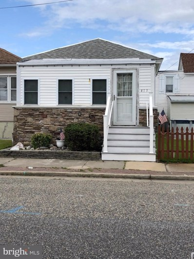 413 W Wildwood Avenue, Wildwood, NJ 08260 - #: NJCM103534