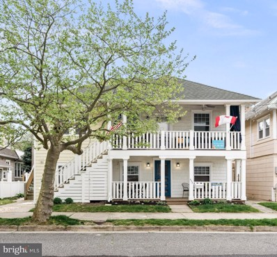433 Ocean Avenue UNIT A, Ocean City, NJ 08226 - #: NJCM104984
