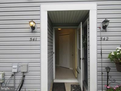 541 Shetland Court, Sewell, NJ 08080 - #: NJGL2004084