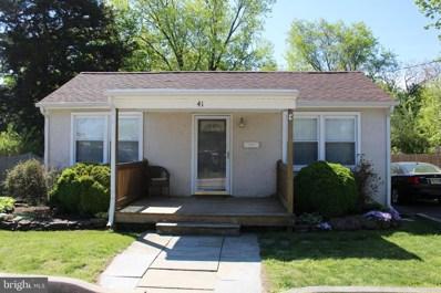 41 Hickory Lane, Clayton, NJ 08312 - #: NJGL239652