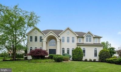 8 Hunters Creek Circle, Mullica Hill, NJ 08062 - #: NJGL240290