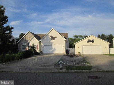 412 Colts Run Road, Williamstown, NJ 08094 - #: NJGL242320