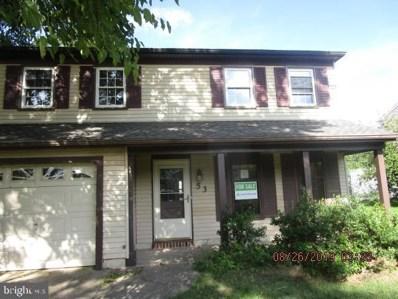 53 Abbington Lane, Sewell, NJ 08080 - #: NJGL247316