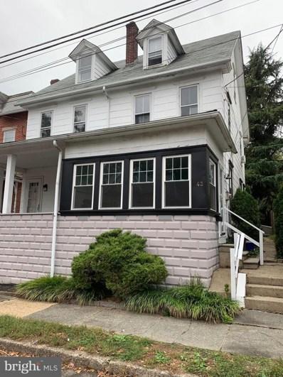 43 N Maple Street, Woodbury, NJ 08096 - #: NJGL249056