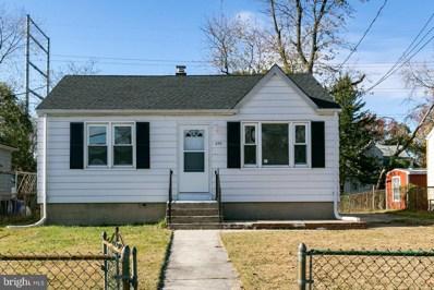 695 N Evergreen Avenue, Woodbury, NJ 08096 - #: NJGL250984